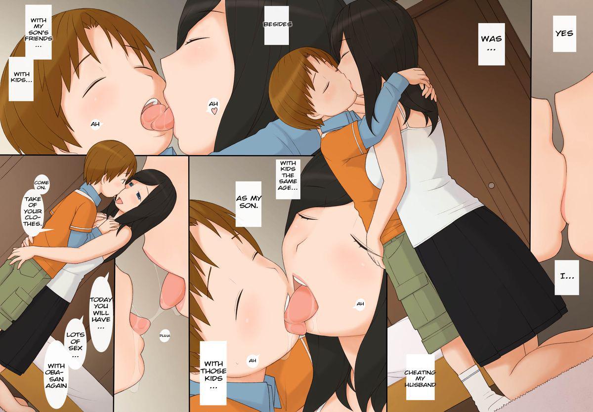 [Ponpharse] Immoral - Shounen-tachi o Aishite Shimatta Onna - | Immoral - The Woman Who Loves Kids [English] [Yanta] 3