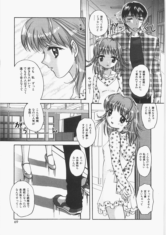 Anoko no Himitsu 73