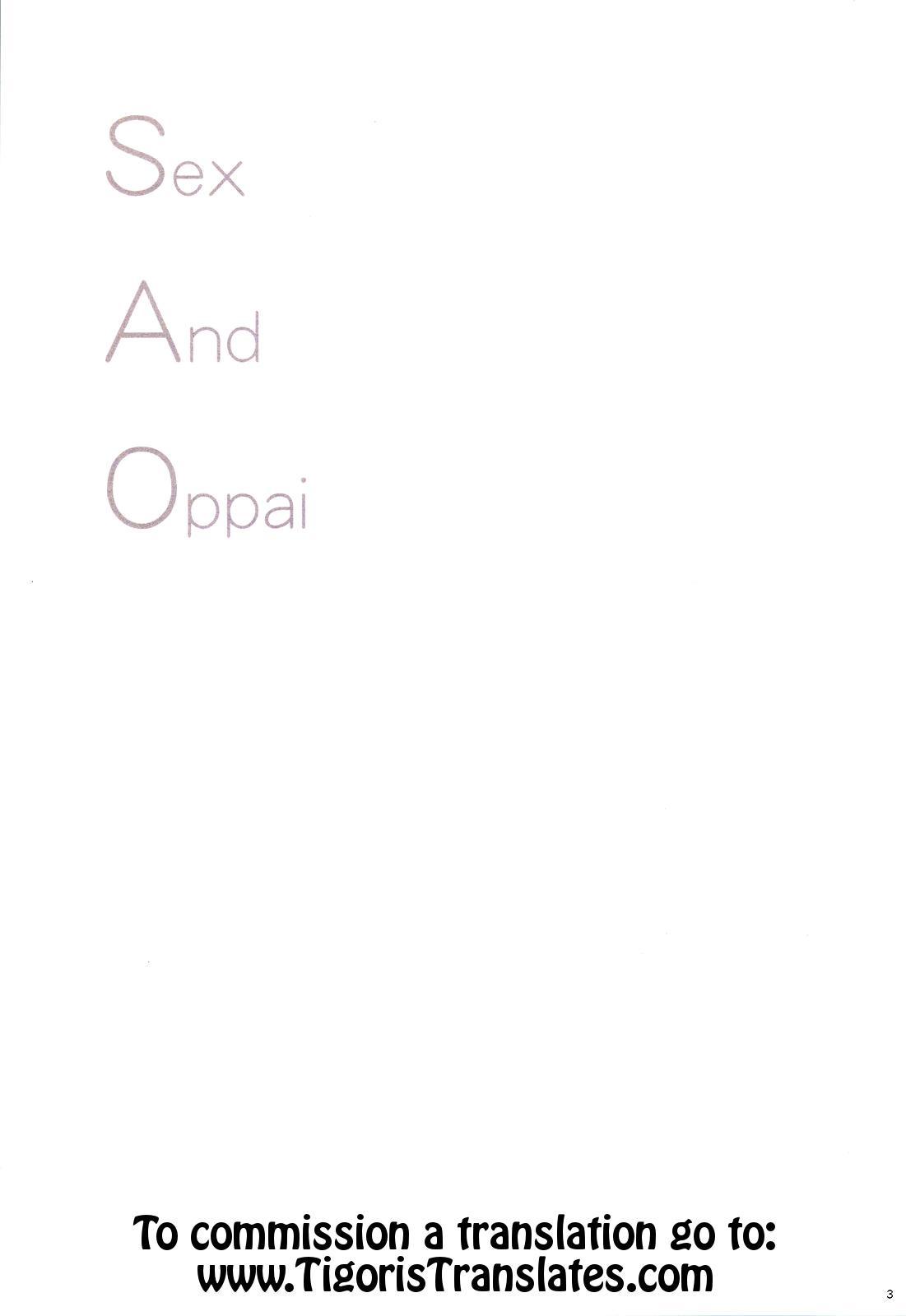 Sex And Oppai + Omake Bon 1
