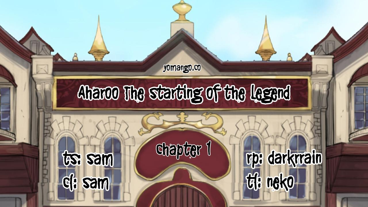 Aharoo Ch.1-10 0