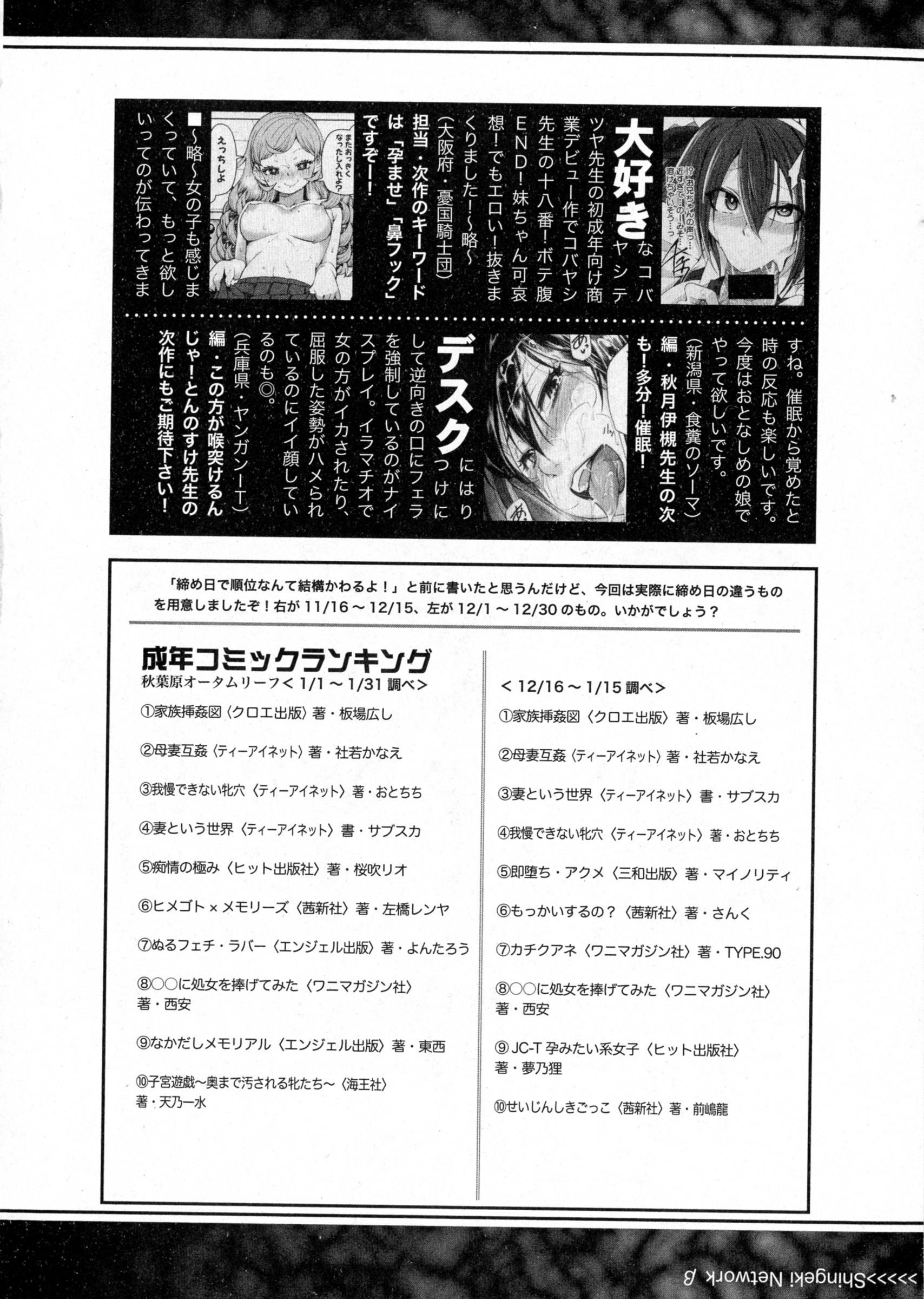 COMIC Shingeki 2016-04 349