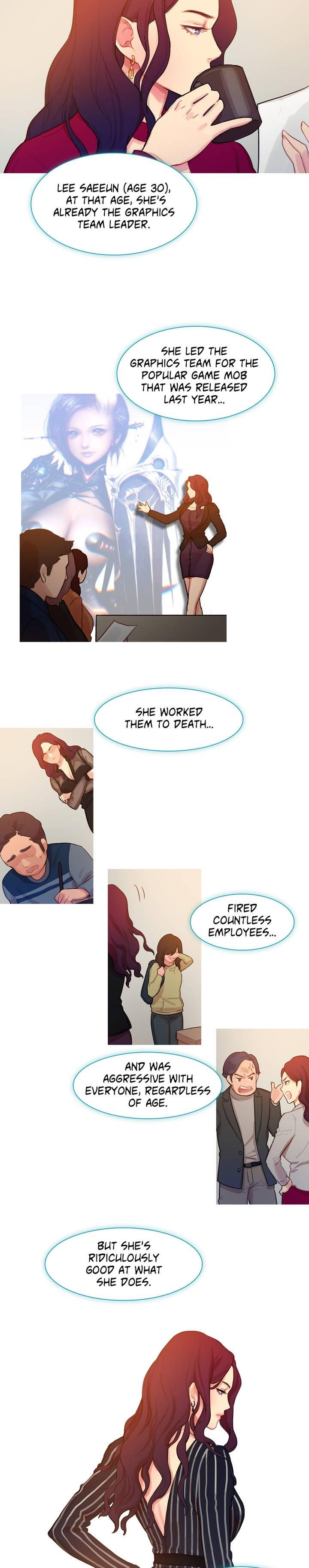 Scandal of the Witch Ch.1-6 7