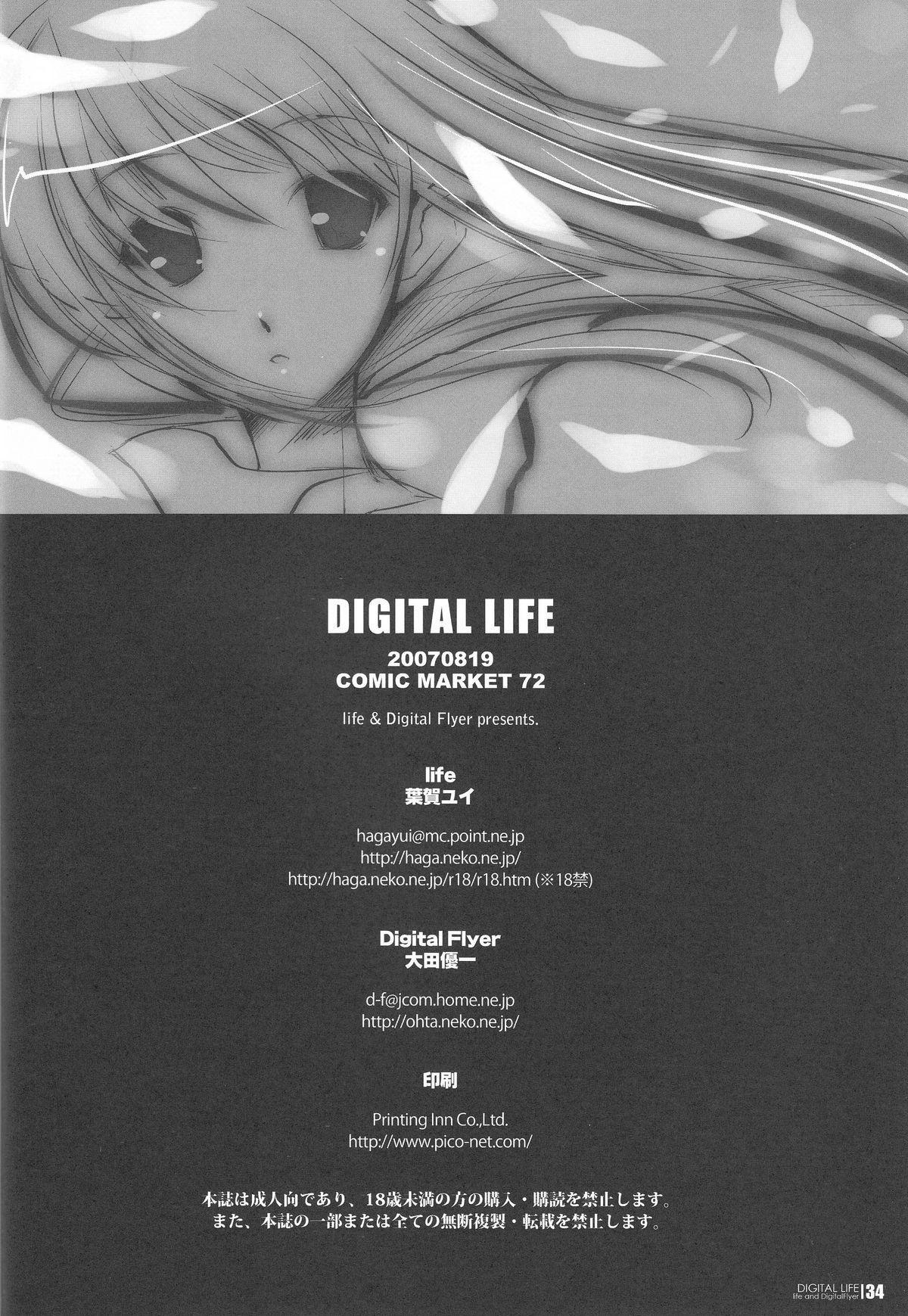 DIGITAL LIFE 2007 SUMMER 32