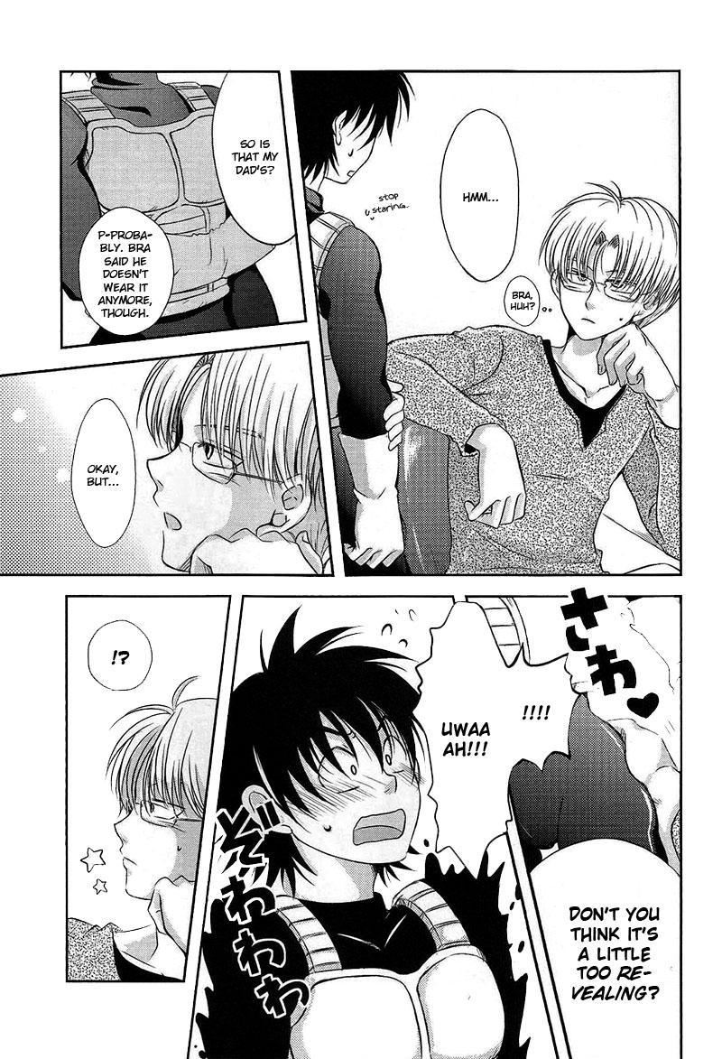 Ore no Goten ga Kawaikunai Hazu ga nai.   There's No Way My Goten isn't Cute 11