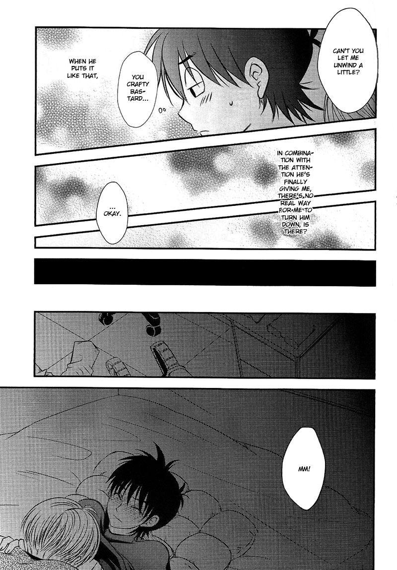 Ore no Goten ga Kawaikunai Hazu ga nai.   There's No Way My Goten isn't Cute 15