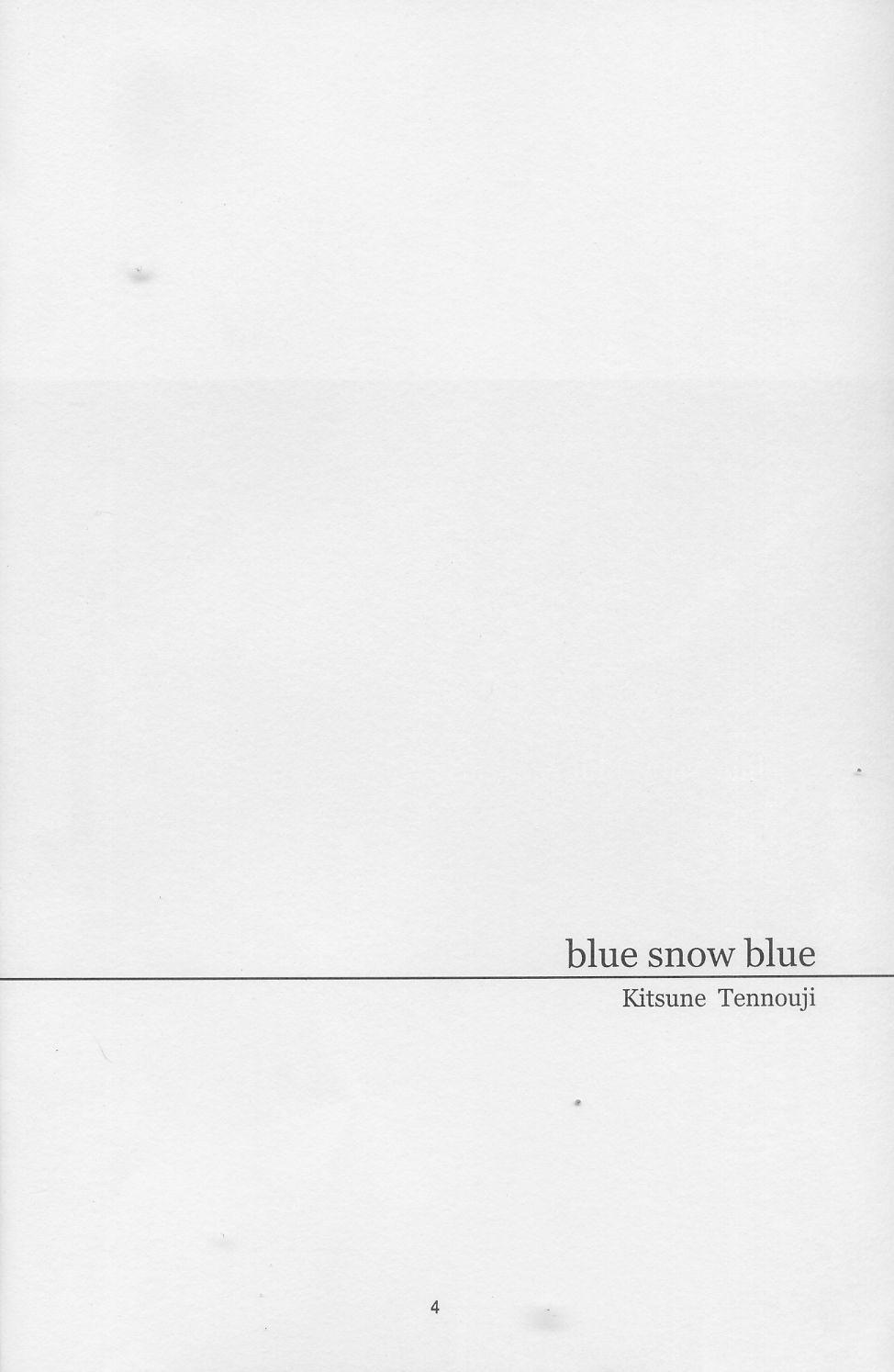 blue snow blue scene.10 2