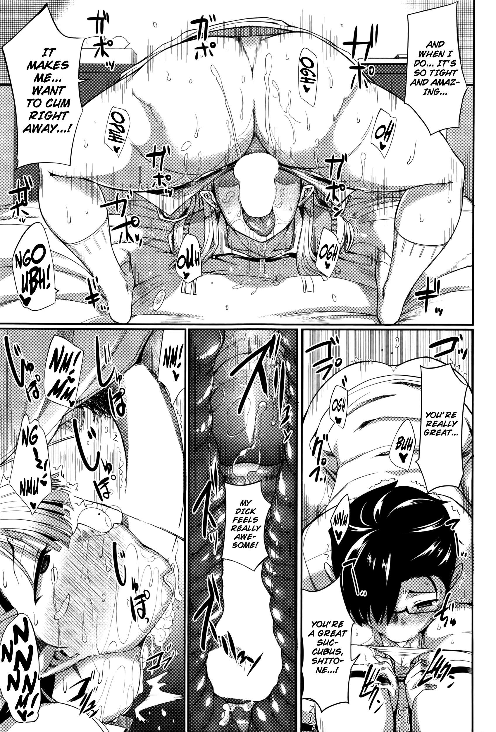 Inma no Mikata!   Succubi's Supporter! Ch. 1-3 98