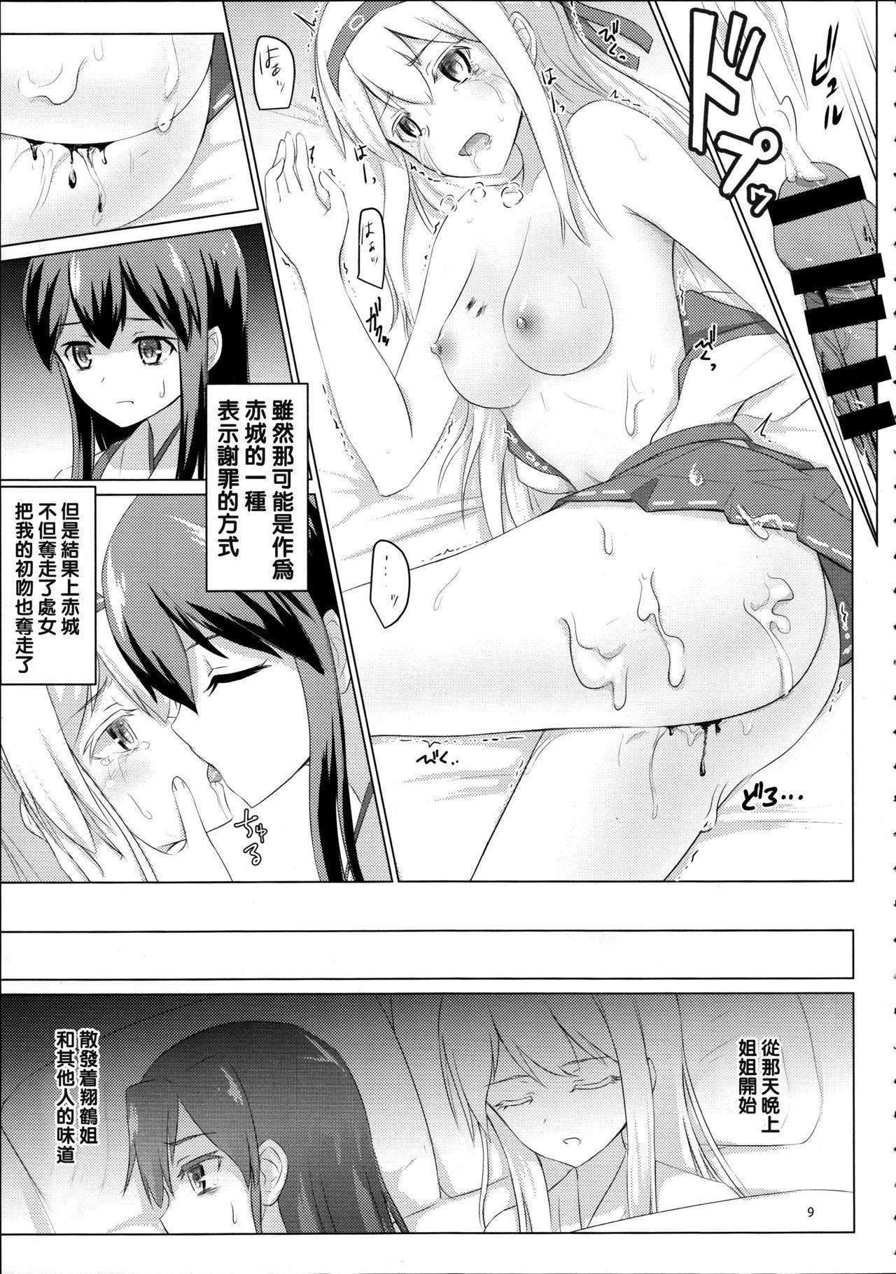 Shoukaku-nee ga Kanmusu o Ian suru Hanashi 8