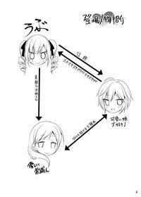 rrrRanko no Koto o Omou to Asoko ga Nurenure ni Naru no desu 3