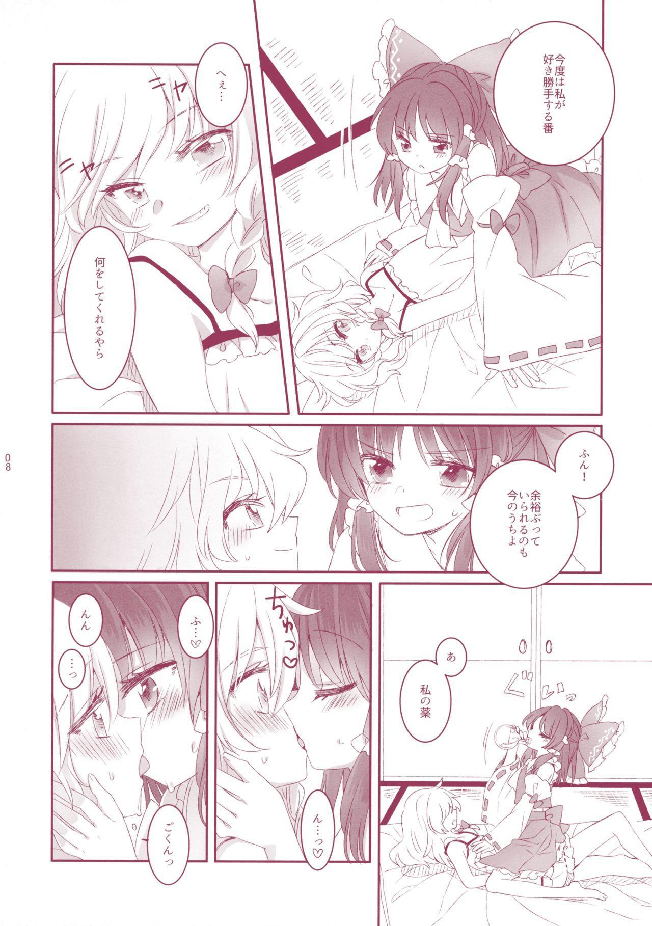 Kiseki to Mahou no Reversible! 6