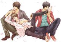 Futari no Musuko ni Nerawarete Imasu | I'm Being Targeted by My Two Sons 3