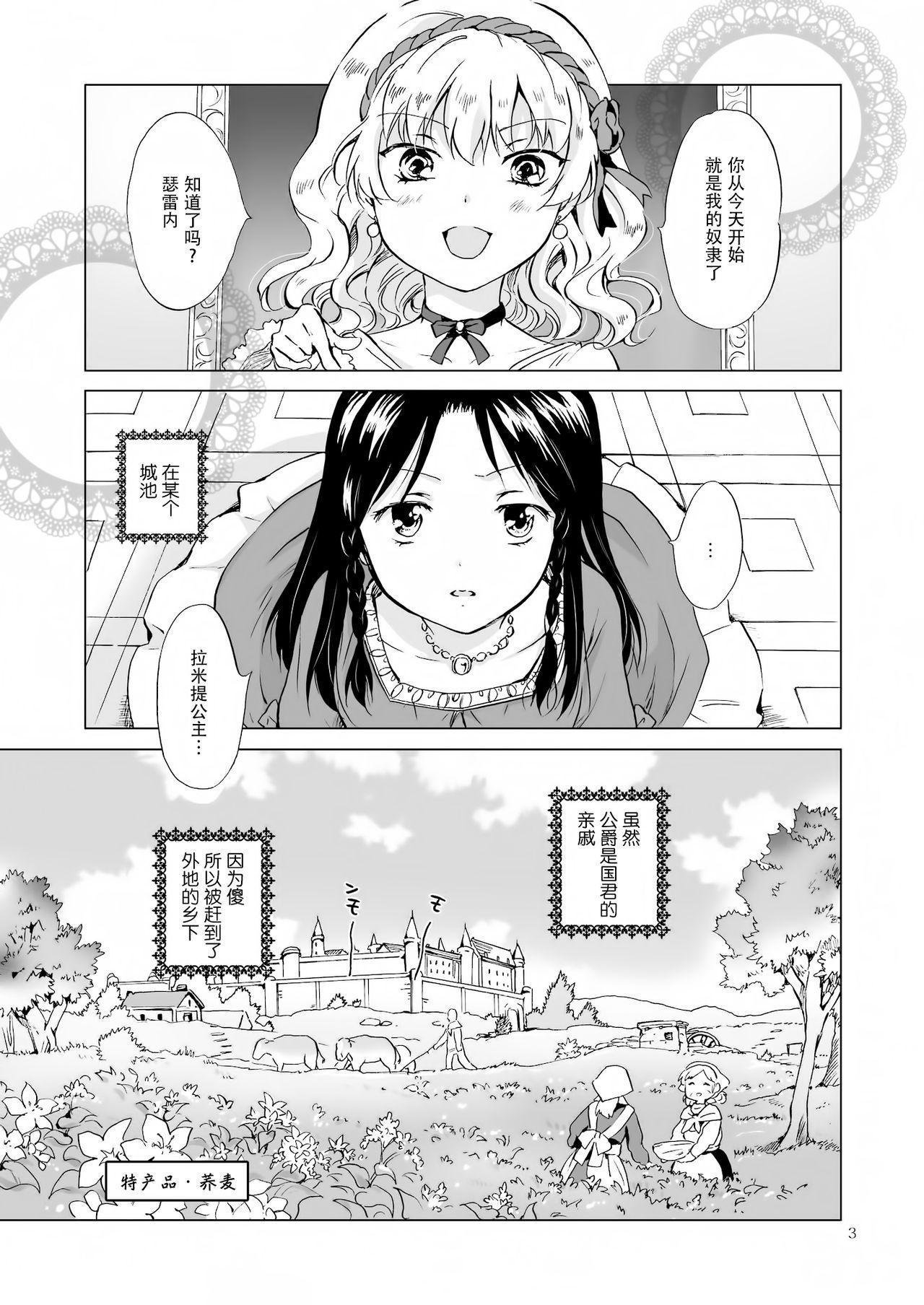 [peachpulsar (Mira)] Hime-sama to Dorei-chan [Chinese] [脸肿汉化组] [Digital] 2