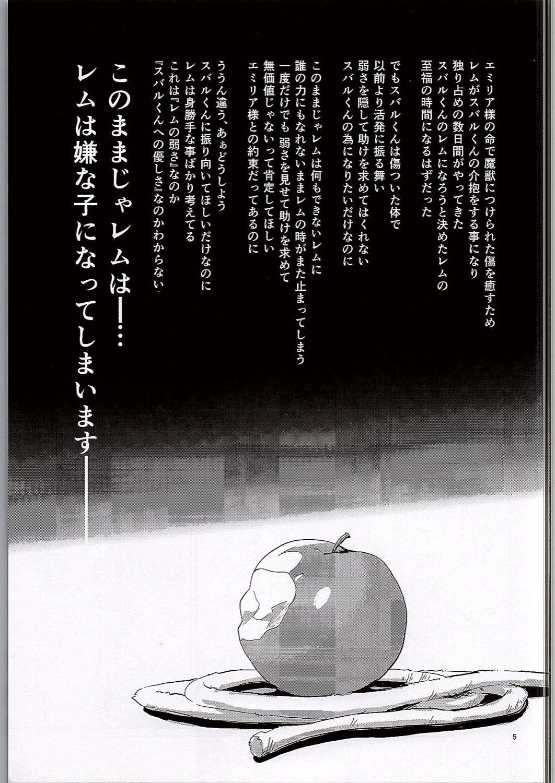 Rem wa Iya na Ko ni Natte Shimaimasu.... 3