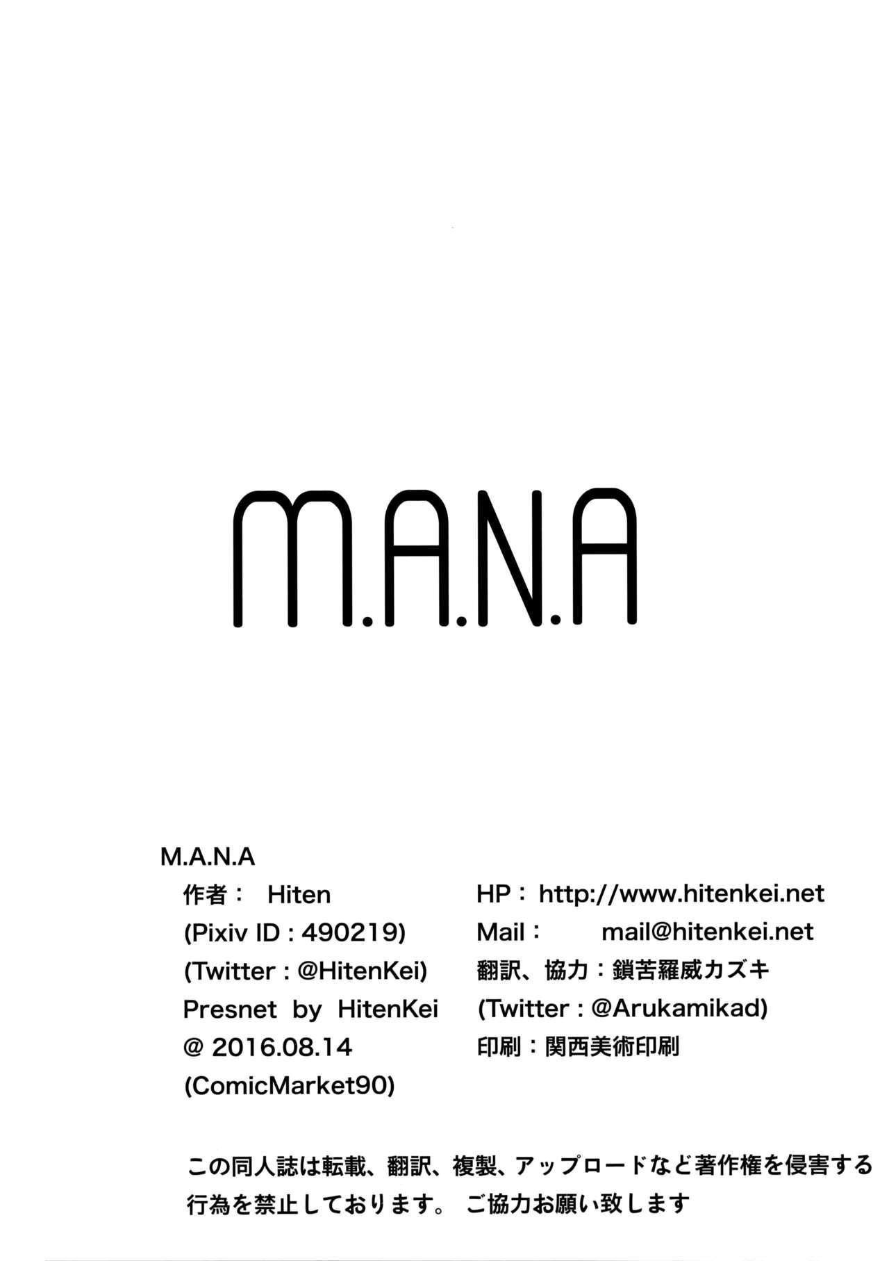 M.A.N.A 20