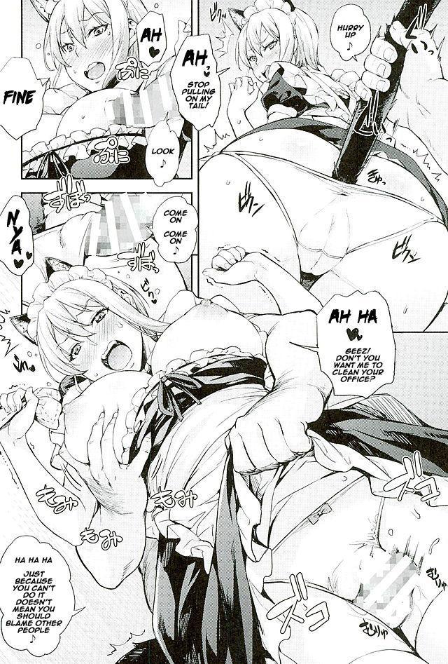 Nakiris Oishiku Meshiagare 19