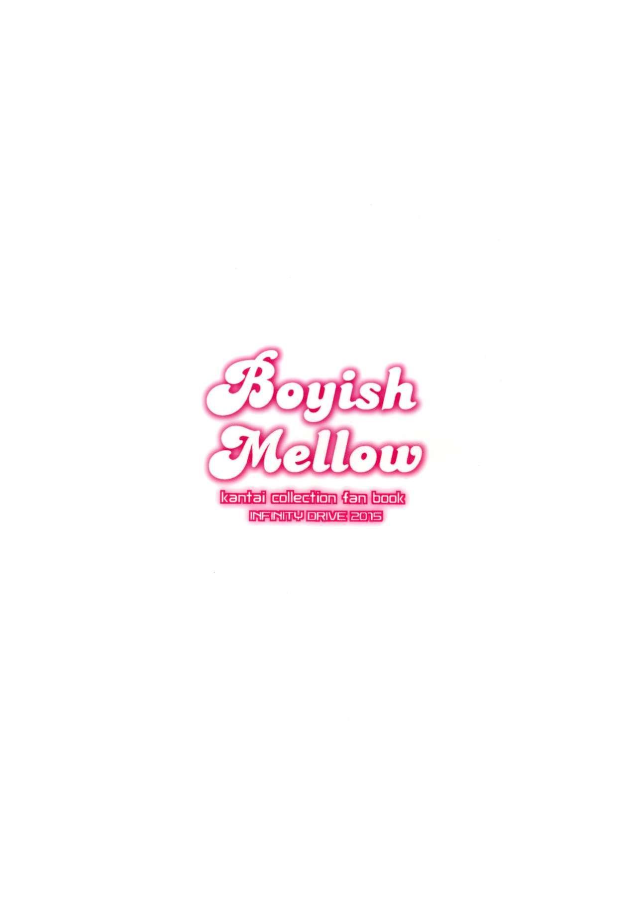 Boyish Mellow 23