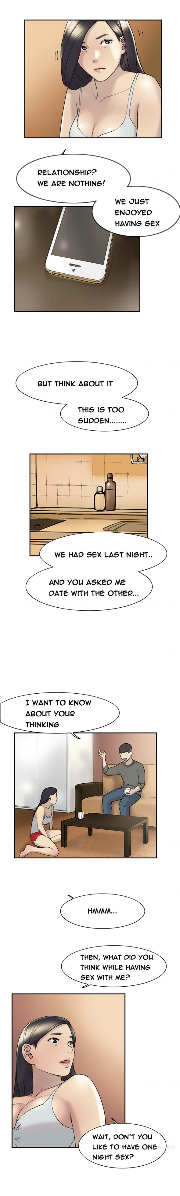 Double Date Ch.1-12 166