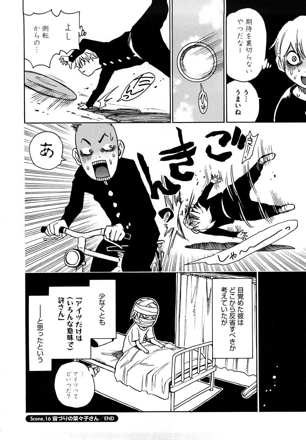Nanako-san Teki na Nichijou RE 139