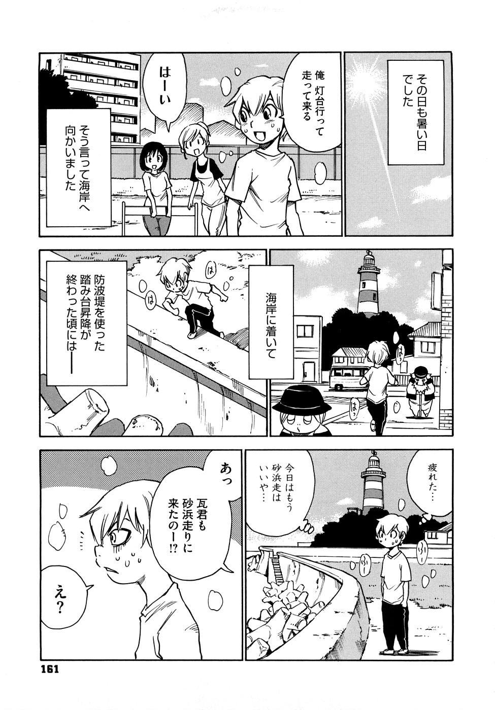 Nanako-san Teki na Nichijou RE 160