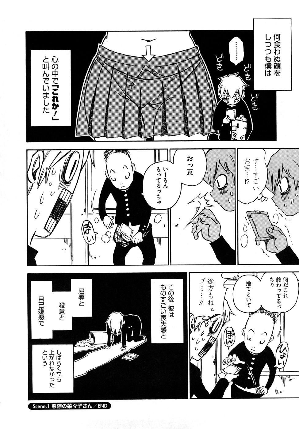 Nanako-san Teki na Nichijou RE 18