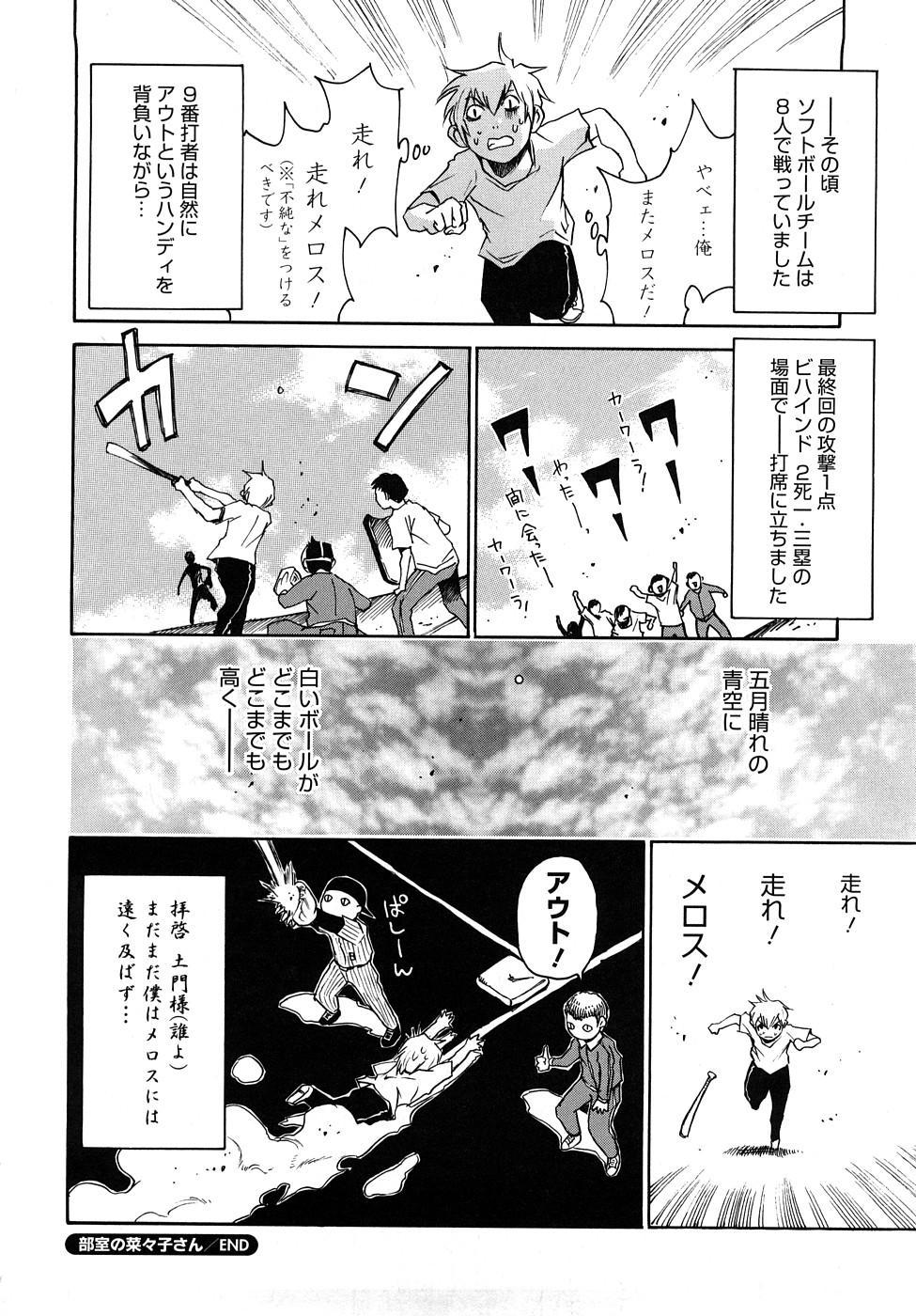 Nanako-san Teki na Nichijou RE 199