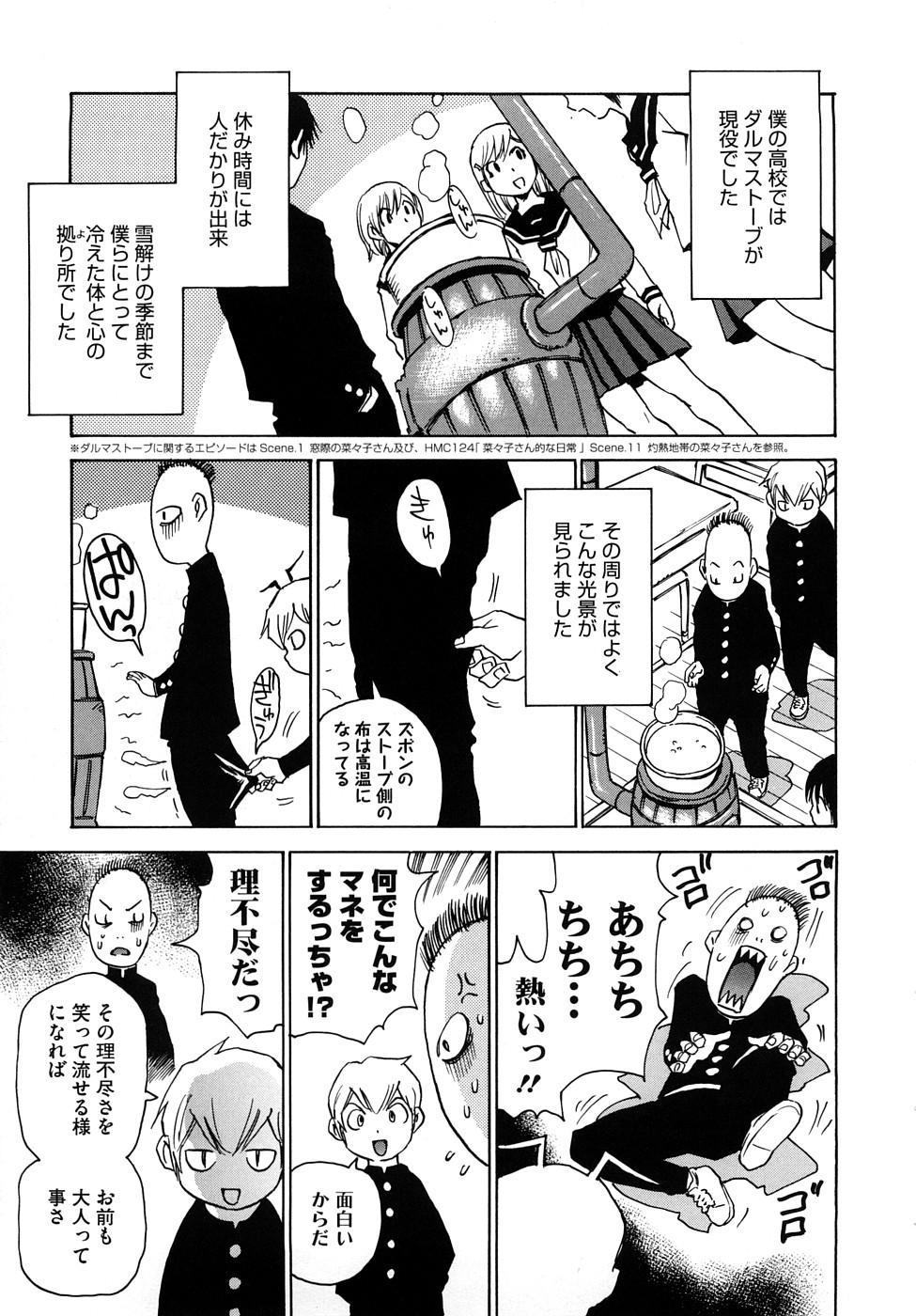 Nanako-san Teki na Nichijou RE 35