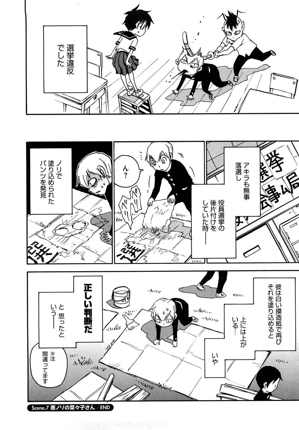 Nanako-san Teki na Nichijou RE 66
