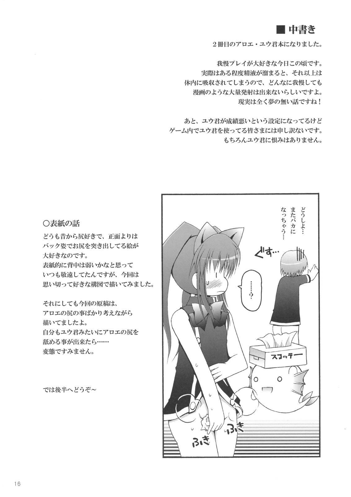 Kaisoku! ALOEXPRESS 14