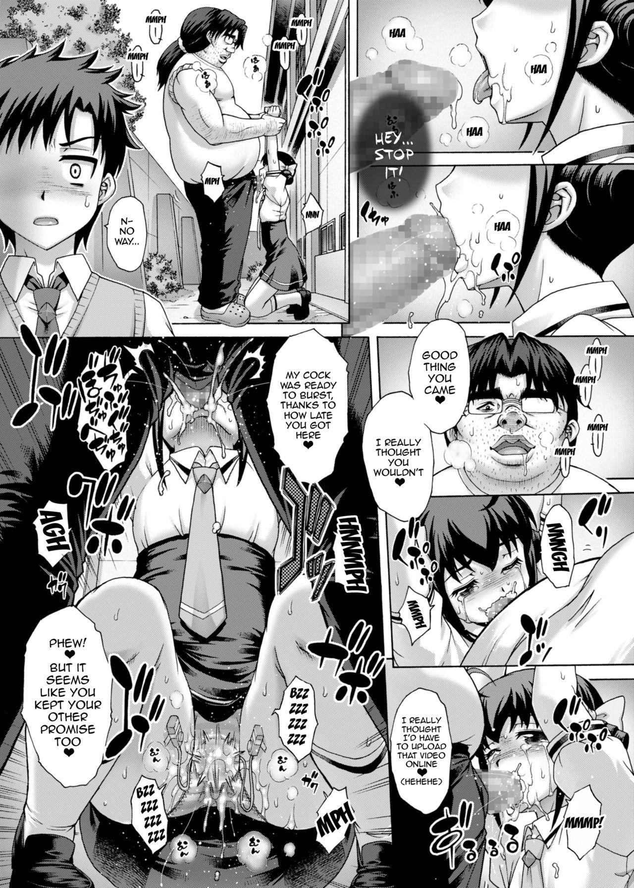 Anata... Gomennasai 4 Ryoujoku Miyuki Hen 11