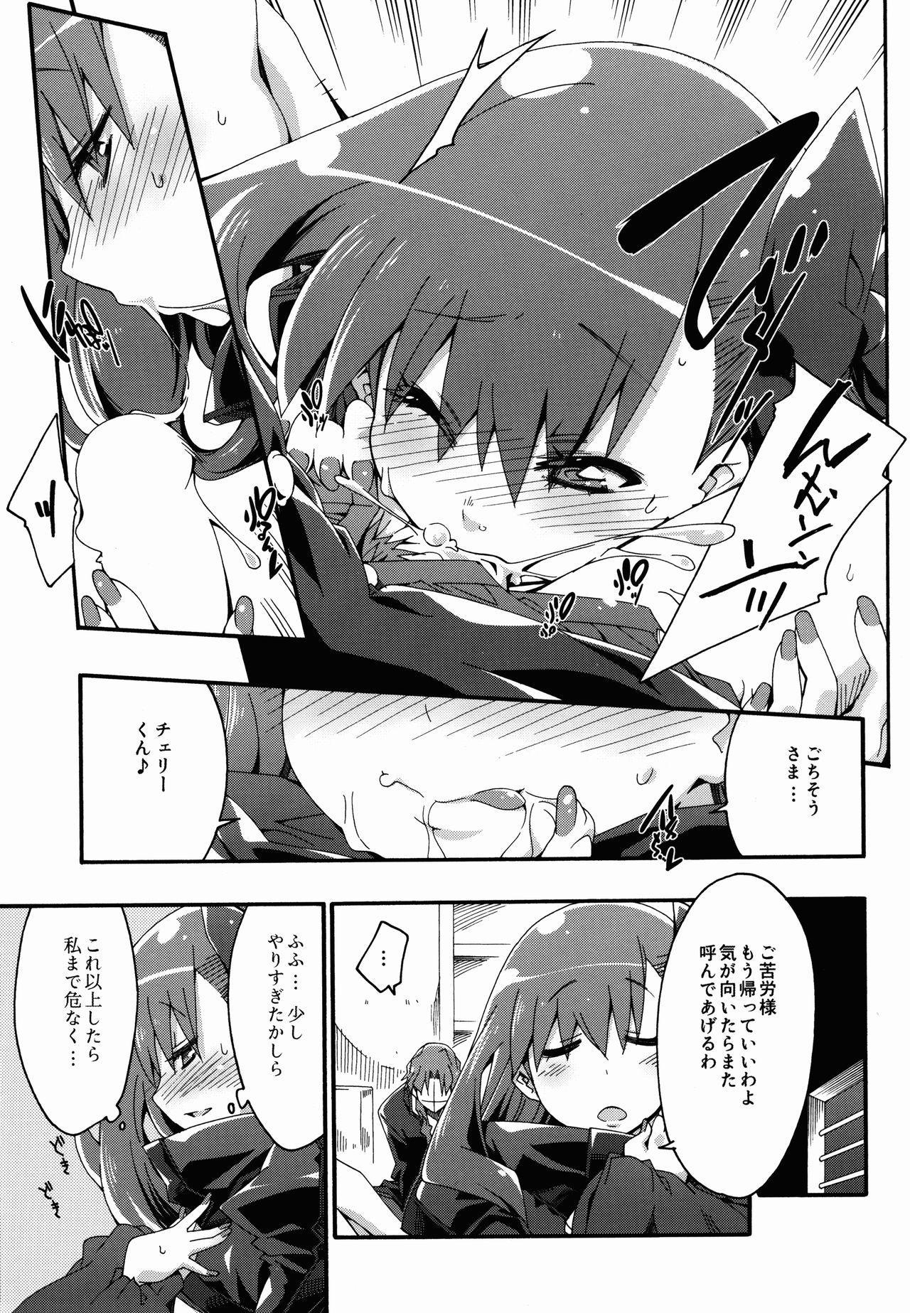 Melty/kiss 14