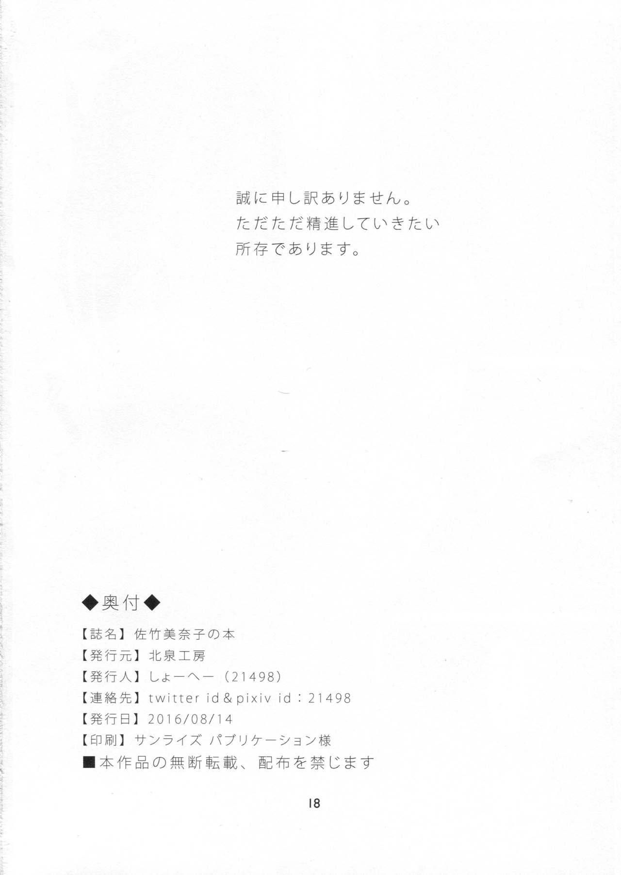 Satake Minako no Hon 16