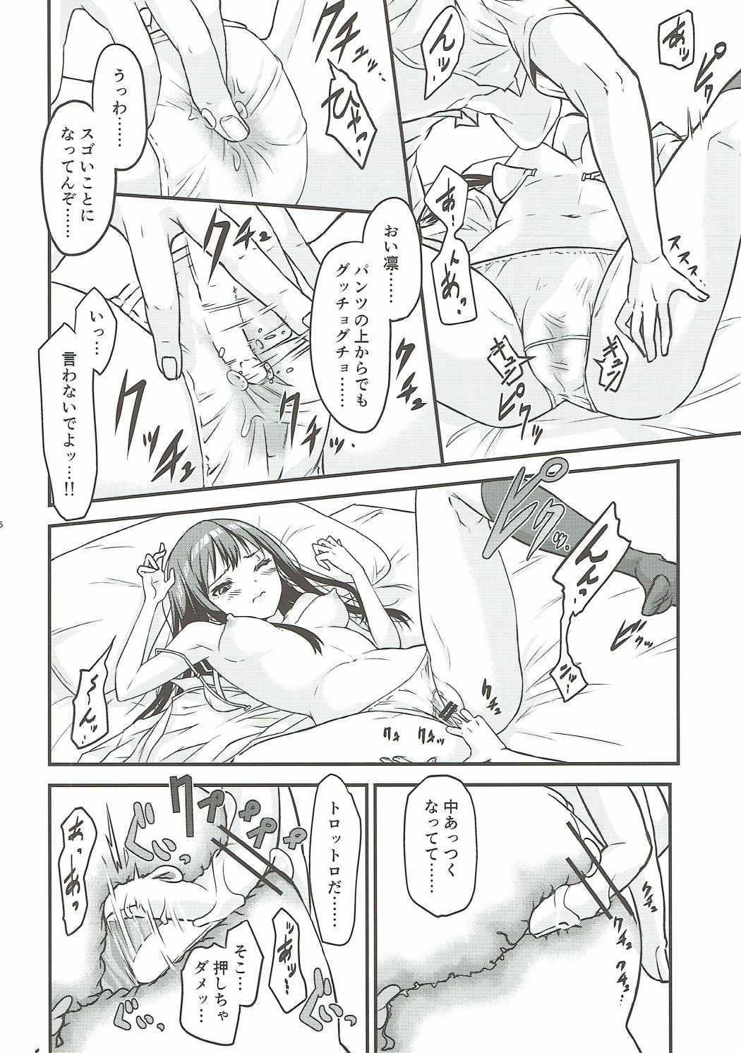 Boku no Kanojo no Shibuya Rin-san 16