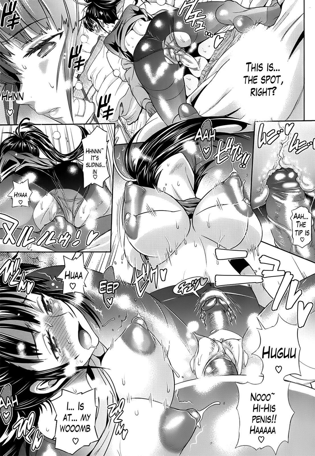 Jyoshi Luck! Girls Lacrosse Club + Bonus Chapter 8 & Booklet Melon 96