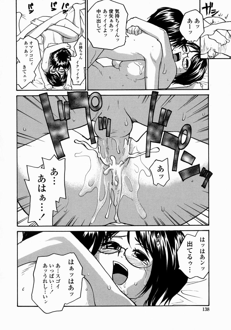 Ane to Megane to Milk   Sister, Glasses and Sperm 137