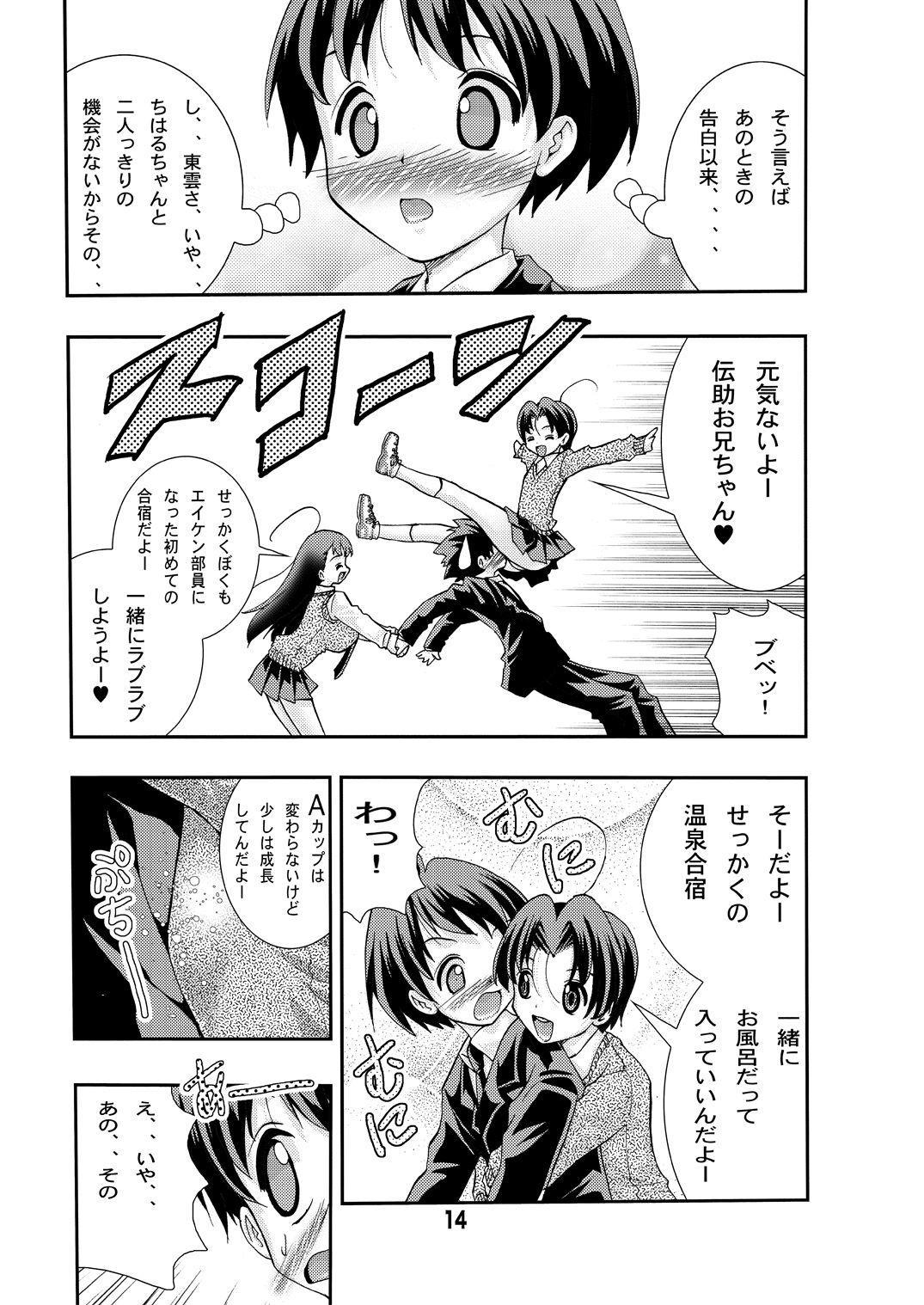 Eiken Rensai Kaishi 10-shuunen Kinen Bon Kaiteiban Sai 13