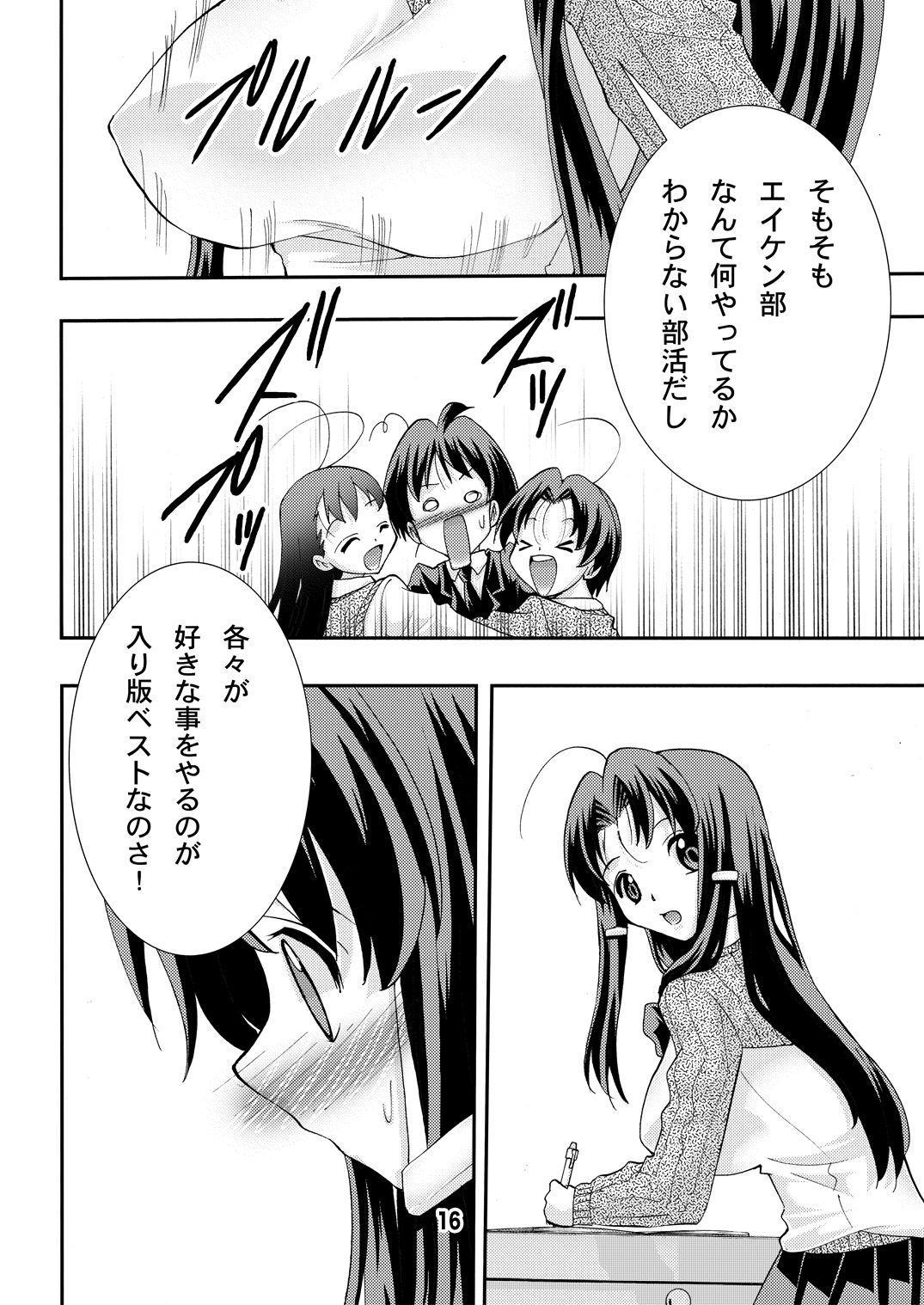 Eiken Rensai Kaishi 10-shuunen Kinen Bon Kaiteiban Sai 15