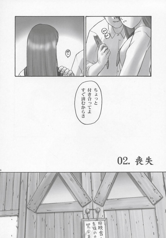 (C68) [Hellabunna (Iruma Kamiri)] REI - slave to the grind - CHAPTER 01: EXPOSURE (Dead or Alive) 34