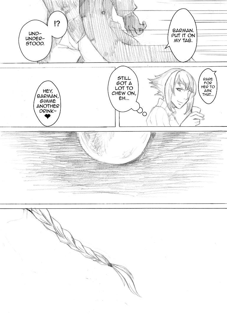 Kakumo Waga Chi wa Kimi ga Shishimura o Shitainiki   And Still My Blood Yearns For You 12