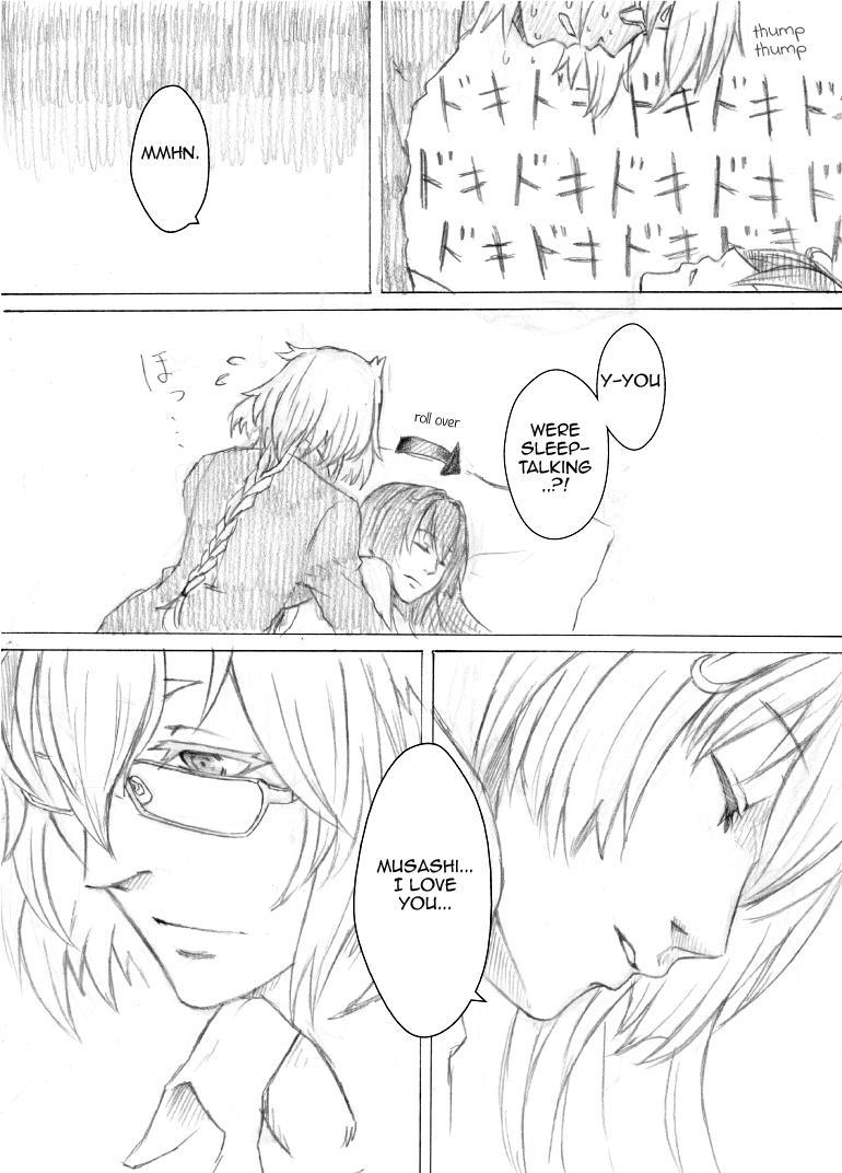Kakumo Waga Chi wa Kimi ga Shishimura o Shitainiki   And Still My Blood Yearns For You 18