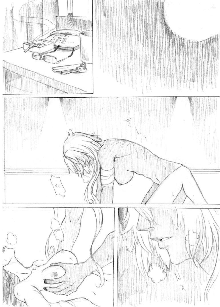 Kakumo Waga Chi wa Kimi ga Shishimura o Shitainiki   And Still My Blood Yearns For You 2