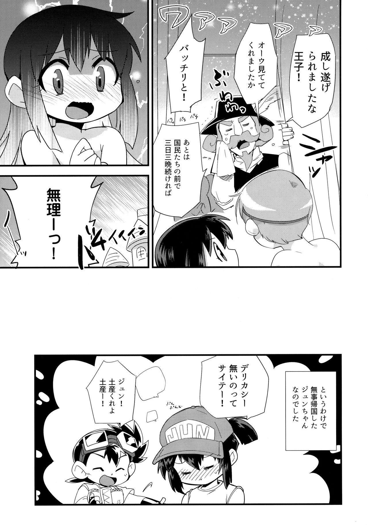 Ohime-sama no Jouken nante Kiitenai! 23