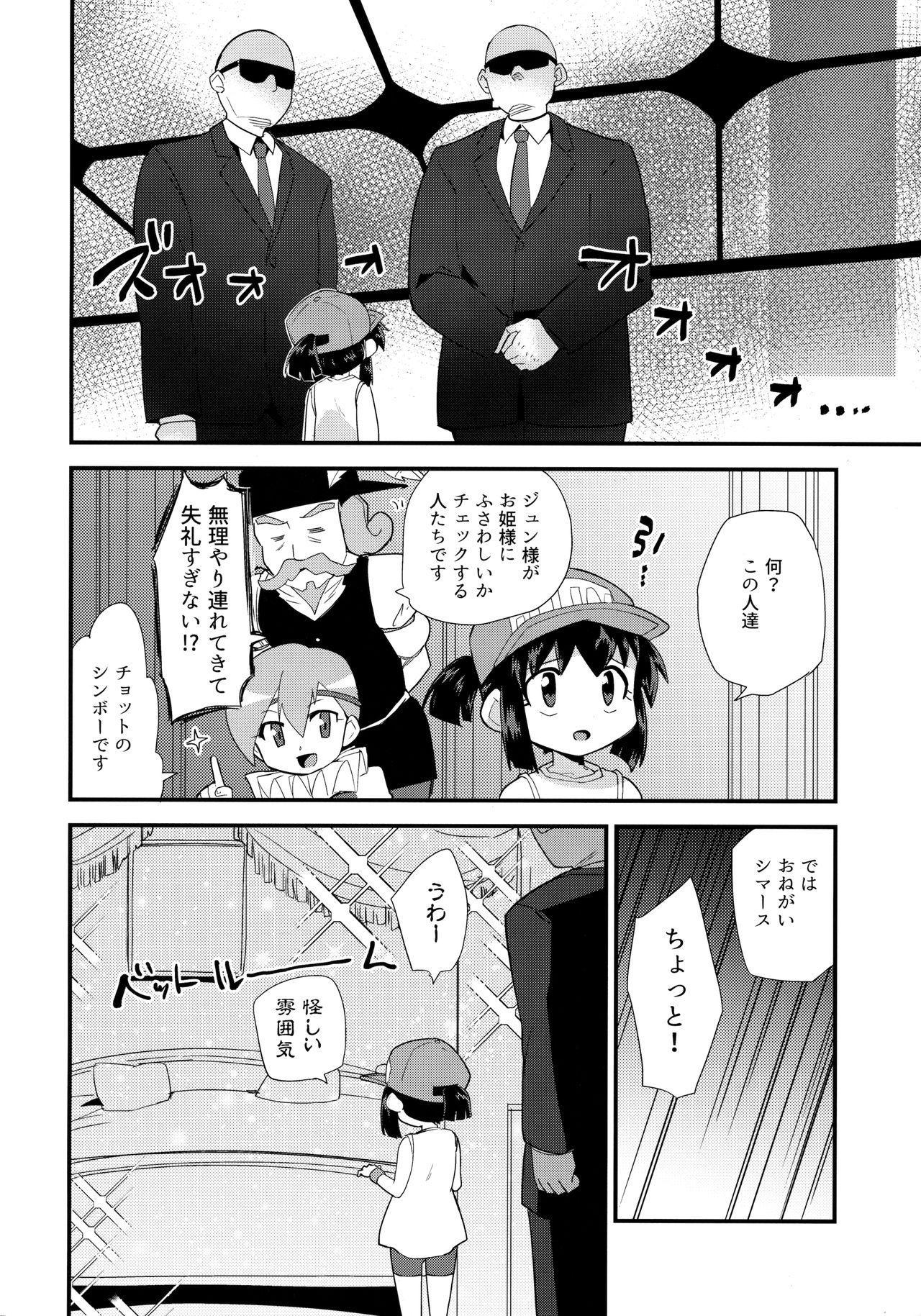 Ohime-sama no Jouken nante Kiitenai! 2