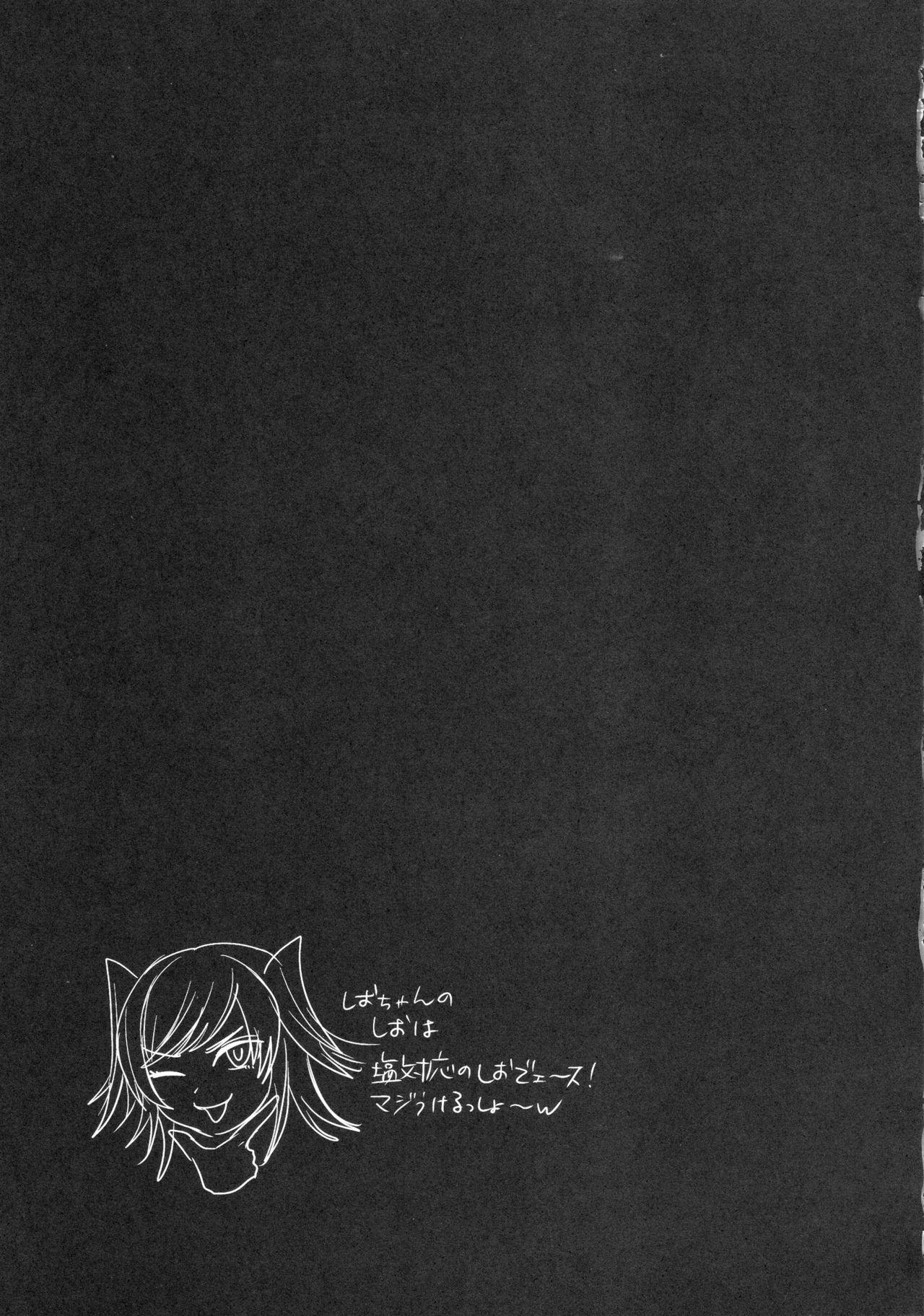 Shio-chan wa Itsumodoori 20