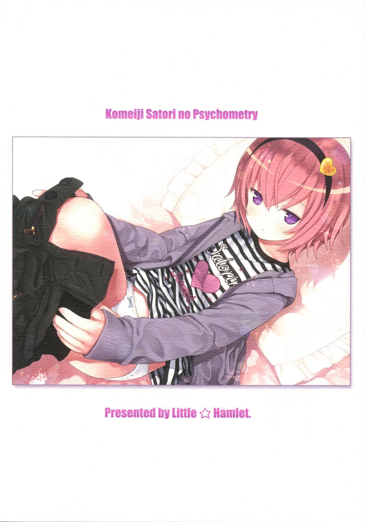 Komeiji Satori no Psychometry 21