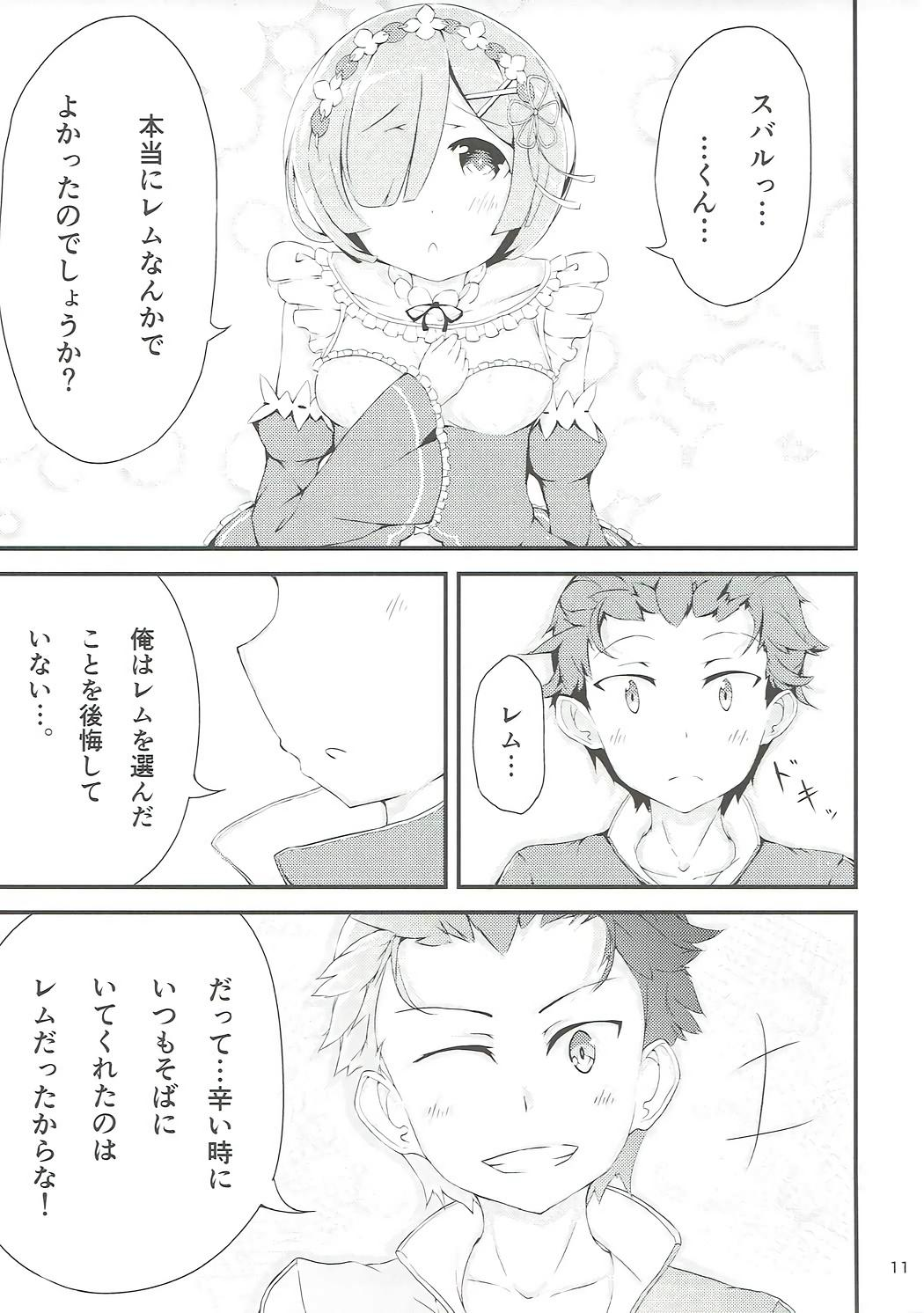 Re:Rem to Hajimeru Dousei Seikatsu 9