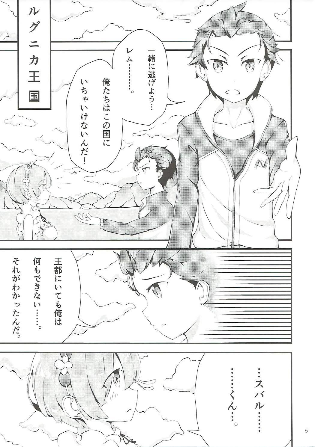 Re:Rem to Hajimeru Dousei Seikatsu 3