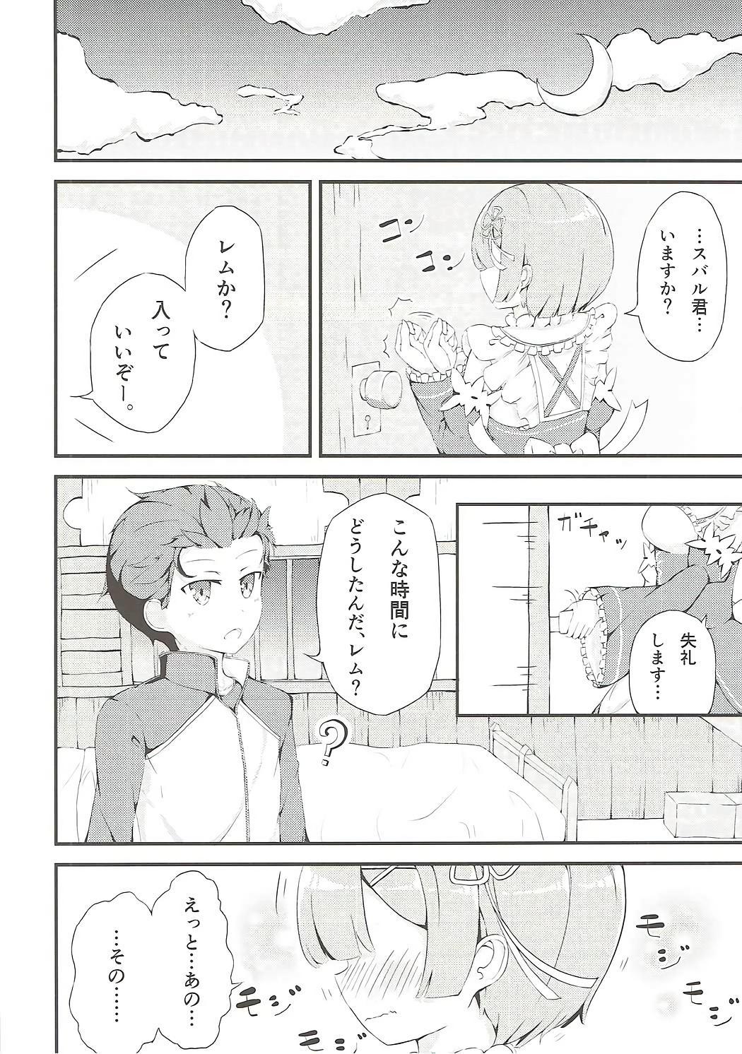Re:Rem to Hajimeru Dousei Seikatsu 8