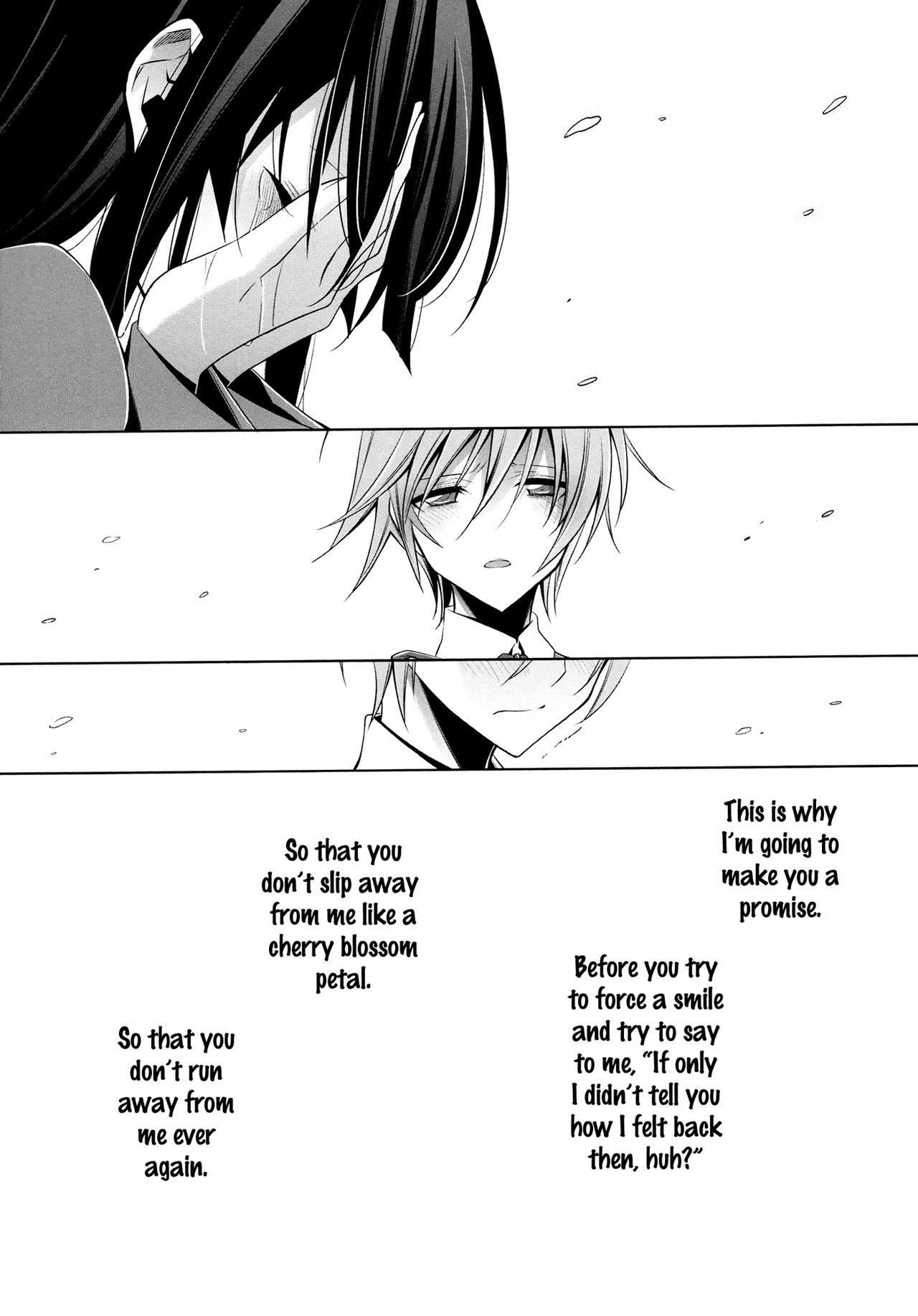 [Takano Saku] Osananajimi no Kimi - Kouhen | You, My Childhood Friend - Part 2 (Kanojo to Watashi no Himitsu no Koi) [English] [Yuri-ism] 10