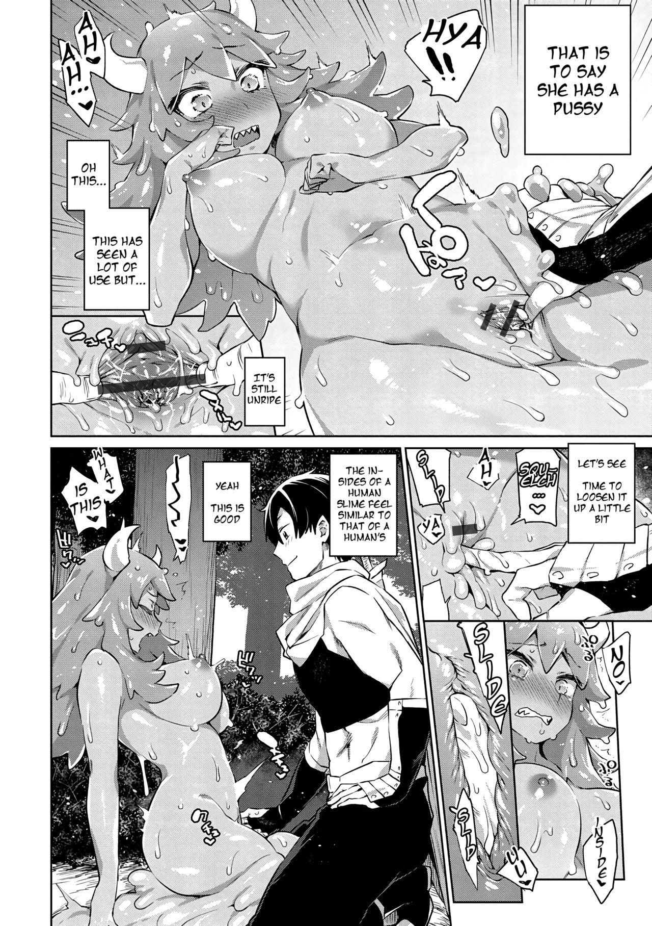 Zasshoku Yuusha Daiisshou   Omnivorous Hero Ch. 1 11