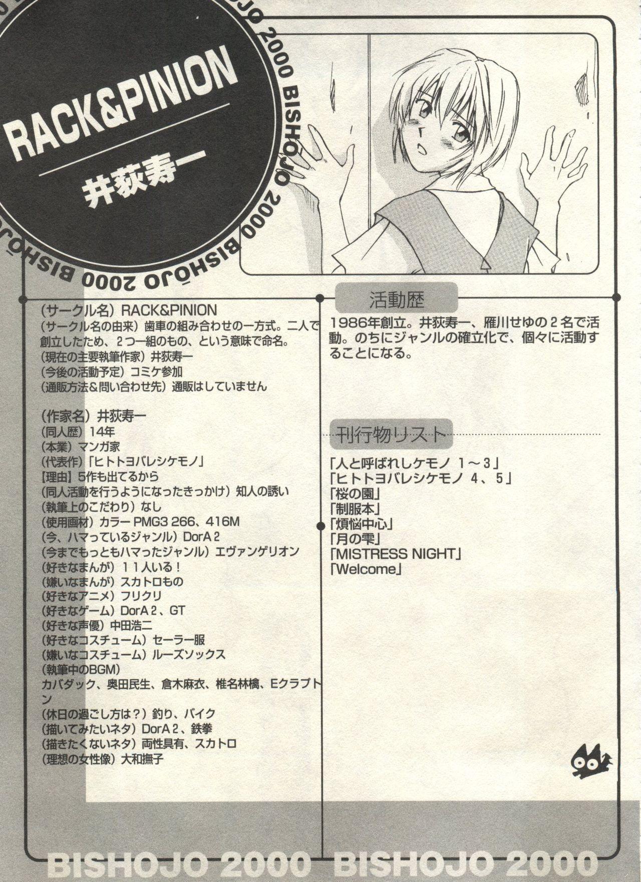 Bishoujo Shoukougun 2000 Manga-Anime Hen 124